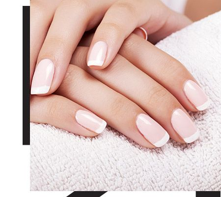 Do-it-Yourself-French-Manicure? Auch das geht!