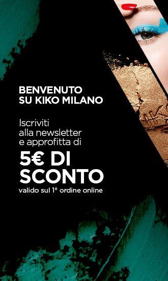 Punti Vendita e Negozi KIKO Make Up a Milano, Roma, Bologna, Bergamo ...