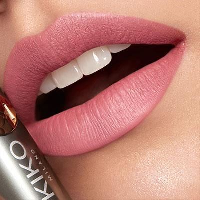 Cremiger Lippenstift Mit Langem Halt Halbmatt Unlimited Stylo Kiko Milano