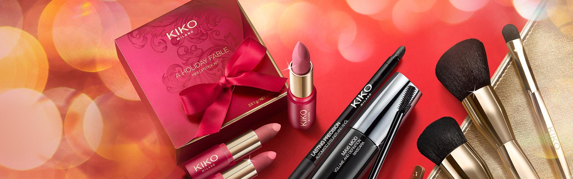 KIKO Milano   Make up für Augen, Gesicht und Lippen sowie ...
