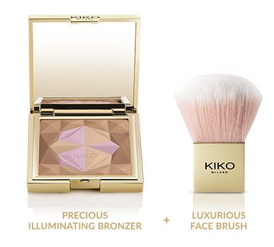 The Royal Duo - Collezione Luxurious KIKO Milano