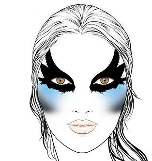 maquillage halloween kiko