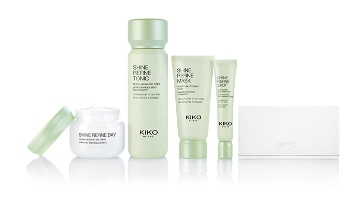 Shine Refine Kiko Milano