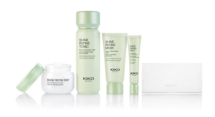 Shine Refine Kiko Milano