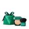 <p>Kit com efeito glow all over: iluminador em pó e pincel para o rosto e o corpo</p> - HOLIDAY GEMS ALL OVER GLEAM KIT - KIKO MILANO