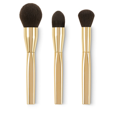 Gold Waves Radiant Face Brush Kit