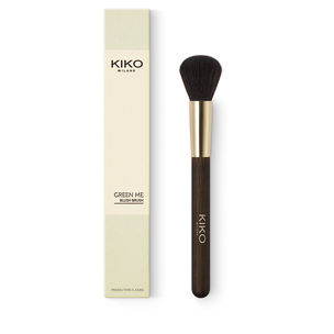 Colorete compacto con efecto natural - GREEN ME Blush - KIKO MILANO