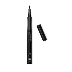 Wasserfester Eyeliner in Stiftform in intensivem Schwarz - DARK TREASURE WATERPROOF EYE MARKER - KIKO MILANO