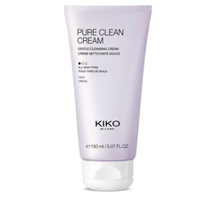 Exfoliating cleansing powder which transforms into a foam on contact with water - Pure Clean Powder - KIKO MILANO