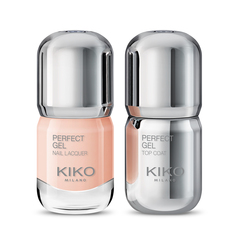Anti-biting nail polish with kukui oil - No More Biting Nail Lacquer - KIKO MILANO