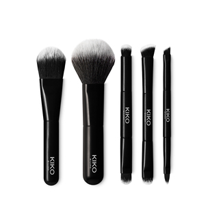Rundes Pinseletui - Brush Experts Holder - KIKO MILANO