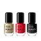 <p>Kit met 3 mini-nagellak</p> - 20/21 WINTER SALES KIT MINI NAIL LACQUERS - KIKO MILANO