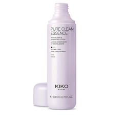 A package of 25 make-up remover wipes for the face, eyes and lips - Pure Clean Wipes - KIKO MILANO
