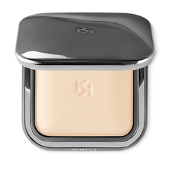 Gebackenes, fixierendes und korrigierendes Puder in 4 Farbnuancen - Colour Correction Face Fixing Powder - KIKO MILANO