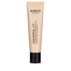 Liquid foundation with a second skin effect - Liquid Skin Second Skin Foundation - KIKO MILANO