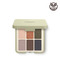 <p>Palette with 6 multi-finish eyeshadows: matte, pearly and metallic</p> - Green Me Eyeshadow Palette  - KIKO MILANO