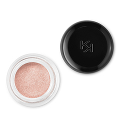 Eyeshadow with an extreme metallic finish, enriched with diamond dust - DARK TREASURE METAL FOIL EYESHADOW - KIKO MILANO