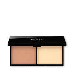 Satin finish compact blush - Gold Waves Blush - KIKO MILANO