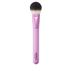 合成纤维粉饼圆刷 - Smart Powder Brush 102 - KIKO MILANO