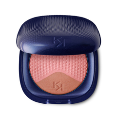 Silky oversized baked bronzer for a bronzing effect - Baked Bronzer - KIKO MILANO