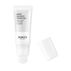 Moisturising, highlighting base cream for your face, enriched with gold - SPARKLING HOLIDAY WATER DROP FACE BASE - KIKO MILANO