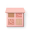 <p>Palet met een terra bronzer, een blush en 2 highlighters </p> - MOOD BOOST GOOD VIBES ONLY FACE PALETTE - KIKO MILANO