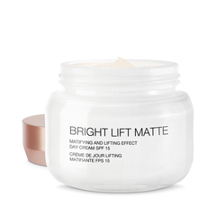 Brightening and lifting effect day cream - Bright Lift Day Sunscreen Broad Spectrum Spf 15 - KIKO MILANO