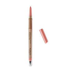 No transfer lip marker with a natural tattoo effect and extremely long-lasting wear - Long Lasting Colour Lip Marker - KIKO MILANO