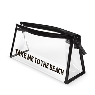 Take Me To The Beach Pouch