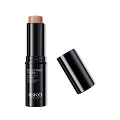 Bronzer und Highlighter mit seidiger Konsistenz - 2-In-1 Bronzer & Highlighter - KIKO MILANO