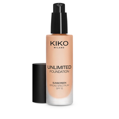 Unlimited Foundation Sunscreen Broad Spectrum Spf 15
