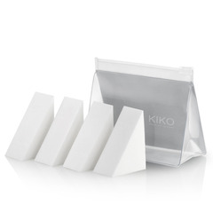Professional sponge, specifically for compact foundations - Compact Foundation Sponge - KIKO MILANO