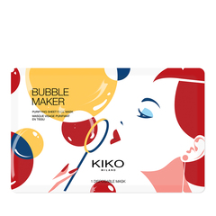 Gold hydrogel face mask with honey extract - You Are Golden - KIKO MILANO