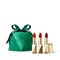 <p>Gift set with 3 Diamond Dust Lipsticks</p> - HOLIDAY GEMS  DIAMOND DUST LIPSTICK SET - KIKO MILANO