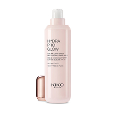 Perfecting face fluid enriched with diamond dust - DARK TREASURE DIAMOND PERFECTING FACE FLUID - KIKO MILANO
