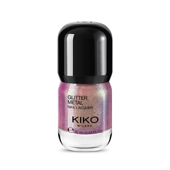 Glitter Metal Nail Lacquer 02