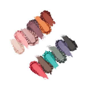 A palette of six, multi-finish eyeshadows with matte and metallic effects - SWEETHEART EYESHADOW PALETTE - KIKO MILANO