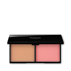 Smart Blush And Bronzer Palette 02