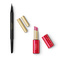<p>Eyeliner Duo and Long Lasting Lip Stylo Kit</p> - RAY OF LOVE PERFECT LOOK KIT - KIKO MILANO