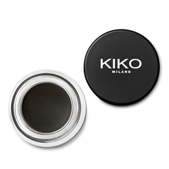 Precision eyeliner brush with synthetic fibers - Eyes 63 Thin Eyeliner Brush - KIKO MILANO