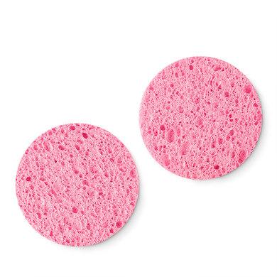 Esponjas de limpeza de celulose natural - Cleansing Sponges - KIKO MILANO