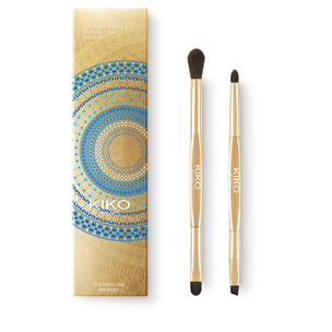 Gold Waves Eye Perfector Brush Kit