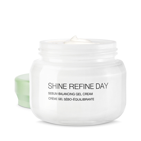 Oil Balancing Face Cream Shine Refine Day Kiko Milano