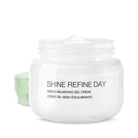 Oil Balancing Face Cream Shine Refine Day Kiko Milano