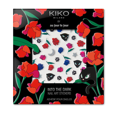 Nail tape to apply on top of polish - Into The Dark Nail Art Tape - KIKO MILANO