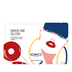 Kit including 3 single-use clay masks - GREEN ME On-the-go Masks - KIKO MILANO