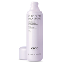 Tweefasen make-upremover voor ogen en lippen, miniformaat. - Pure Clean Eyes & Lips Mini - KIKO MILANO