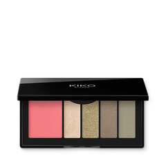Smart Eyes and Cheeks Palette 02