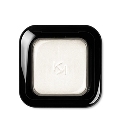 Plat oogbasispenseel, synthetische haren - Eyes 55 Base Shader Brush - KIKO MILANO