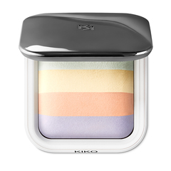 Smoothing pressed powder foundation with a matte finish and SPF 30 - Weightless Perfection Wet And Dry Powder Foundation - KIKO MILANO